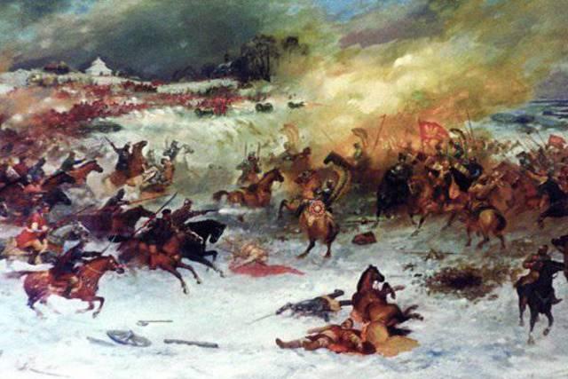 Мятеж в войсках, осаждавших Кромы