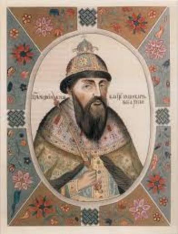 Вступление Василия Шуйского на престол