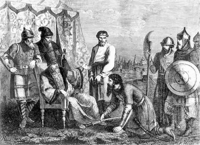 Мятежники сдались на милость Шуйского