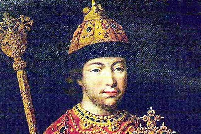 Признание Михаила Романова царем