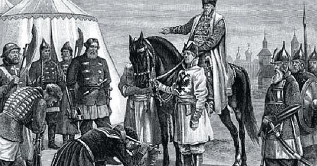 Разгром А. Телятевским царских войск близ Калуги