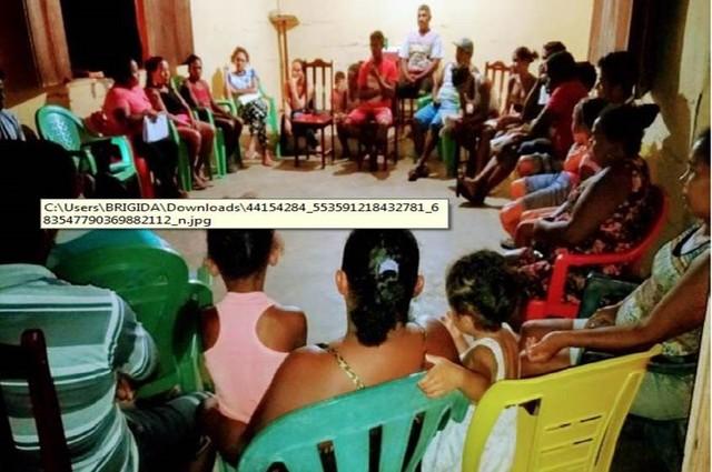 Maranhão: Oficinas de sensibilização sobre trabalho escravo em comunidades vulneráveis, princípios e direitos fundamentais no trabalho realizadas alcançando 169 pessoas.