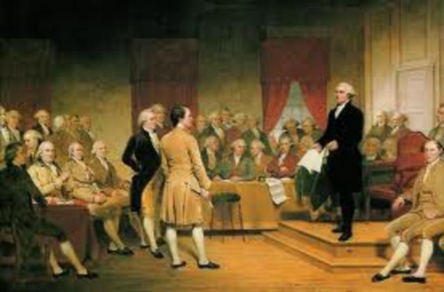 U.S. Constitution Signed