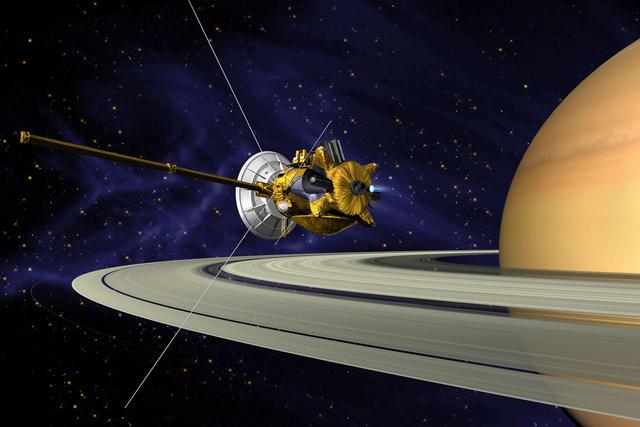 Cassini-Huygens Orbiter