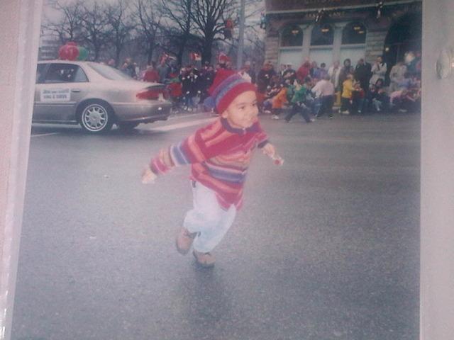 Christ mas parade
