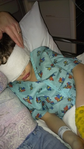 Second Eye Surgery