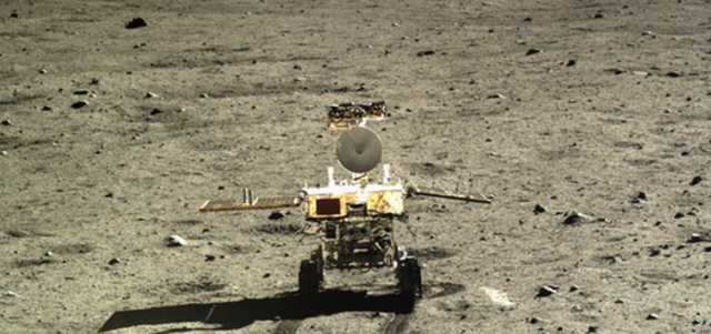 China Lands on Far Side of Moon