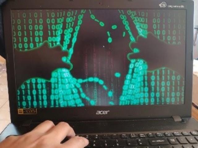 Bill Gates y los hackers de software