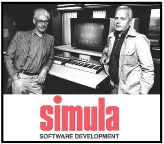 Simula y la aparición de la Programación Orientada a Objetos