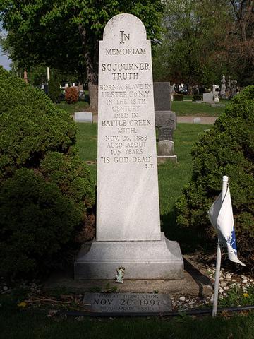 Death of Sojourner Truth