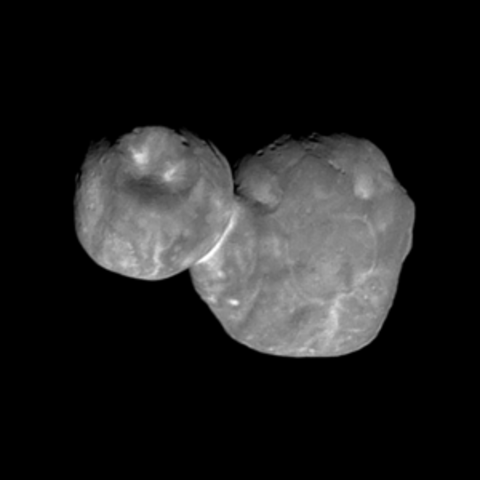 New Horizons latest images from Ultima Thule reveal new details