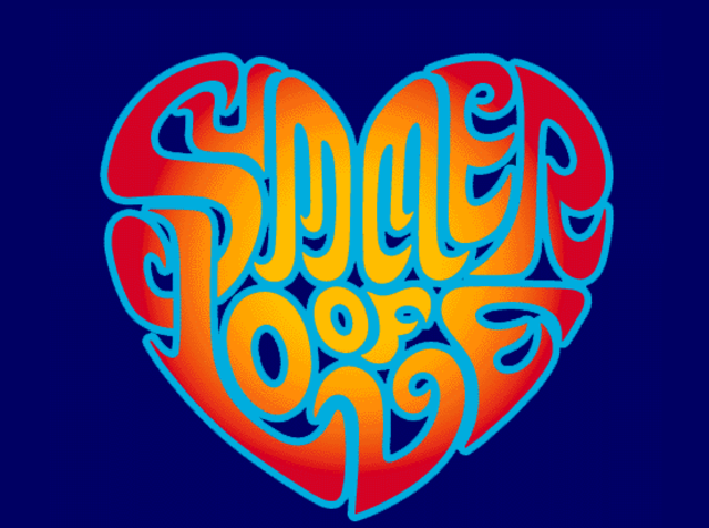 Summer of Love in San Francisco, first human be-in