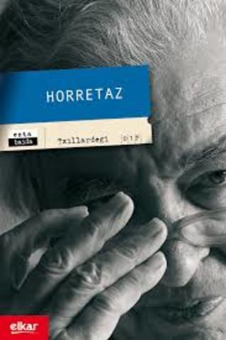 Tx lanak 2 Horretaz