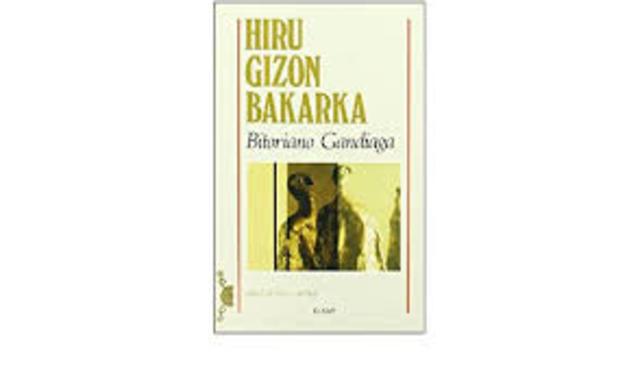 B.G Hiru Gizon Bakarka