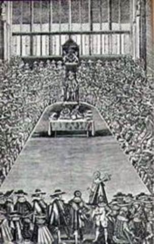 La Petición de Derechos.