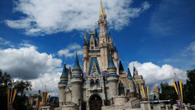 I Went to Disney World