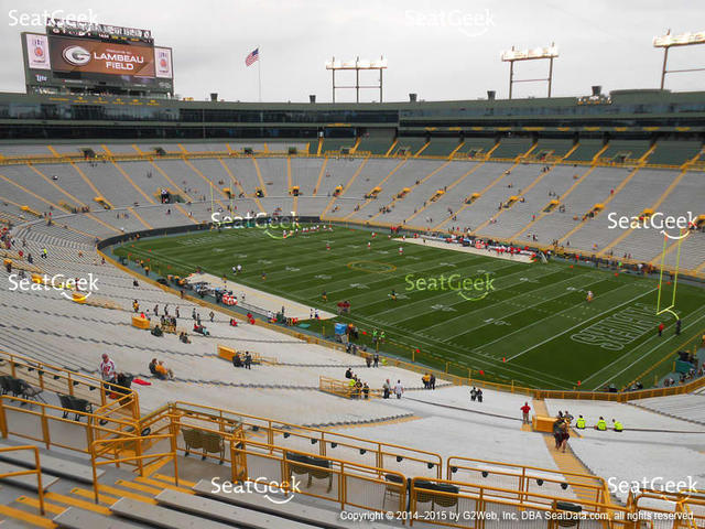 Packers Game