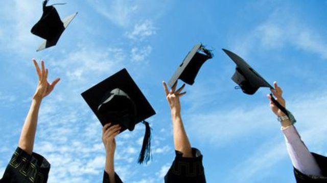 I graduate college