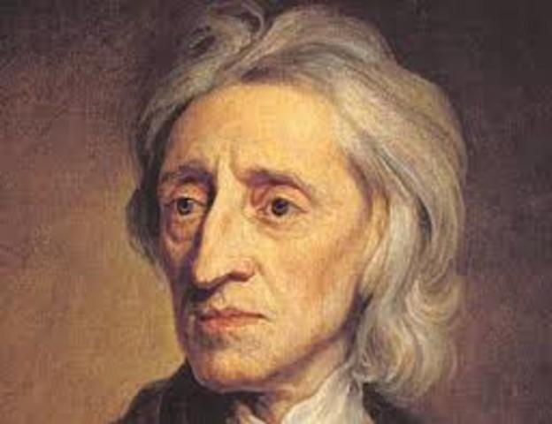 (1704) JOHN LOCKE