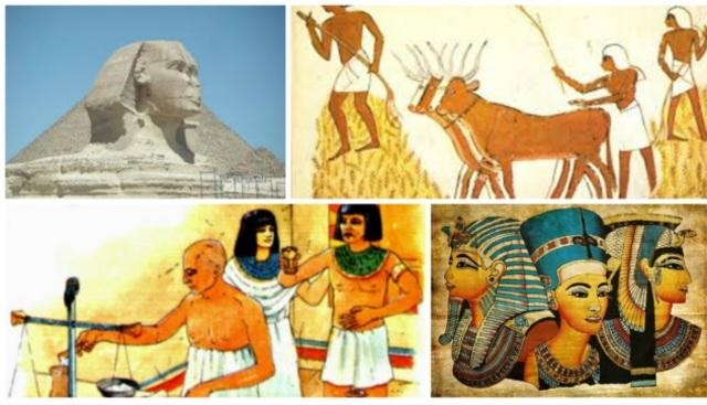 EGIPTO (5000 A.C. -525 AC.)