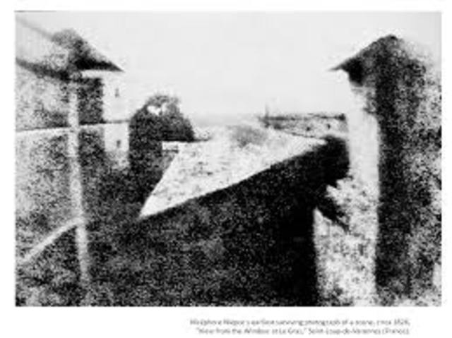 Earliest Surviving Photograph