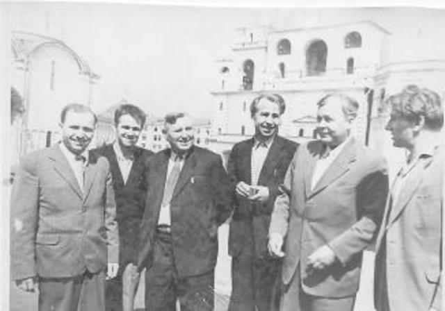 Третий съезд советских писателей (18 - 23 мая 1959)