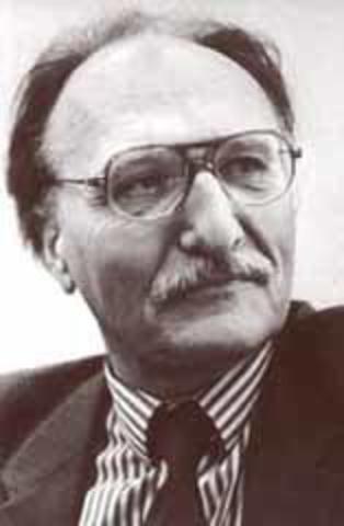 В. Лакшин становится редактором критического отдела «Нового мира»