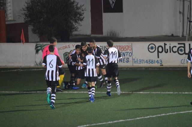 Liga 18. Penya Arrabal 0 - UD Pla de na Tesa 1
