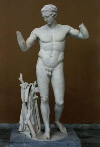 Escultura período Clásico