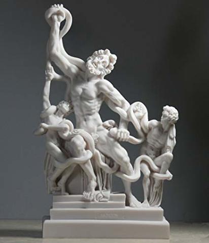 Escultura período Helenístico