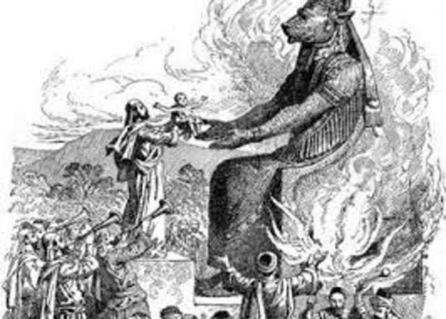 El niño en las diferentes culturas antiguas: Egipto e Israel