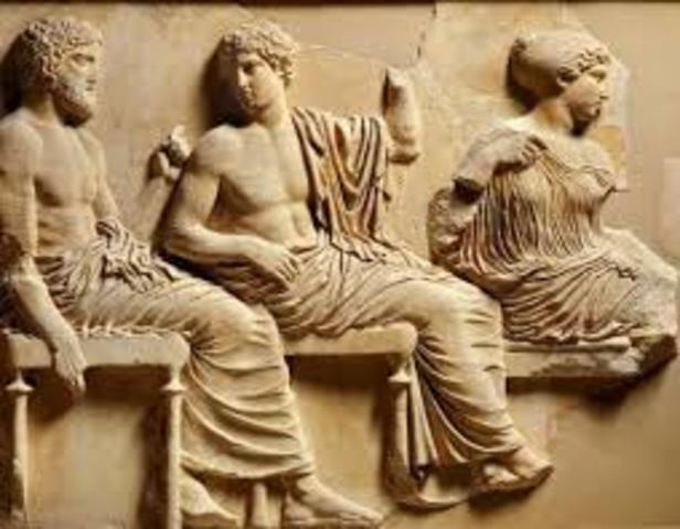 El niño en las diferentes culturas antiguas: Grecia