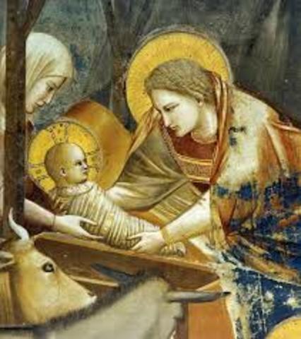 El niño en el Siglo XIII