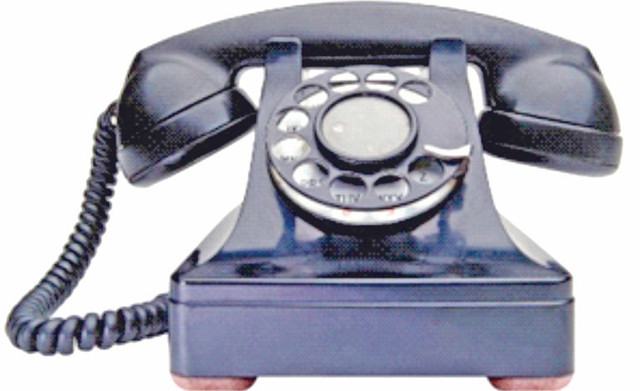 Primeras lineas Telefónicas Tegucigalpa