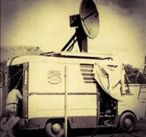 Inicios de la Televisión en Honduras