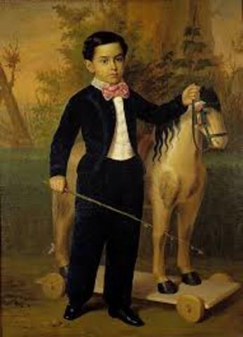 El niño en el Siglo XVIII