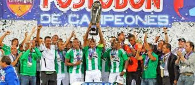 Super liga en Colombia