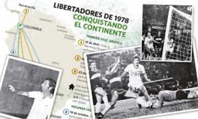 Final copa libertadores 1978