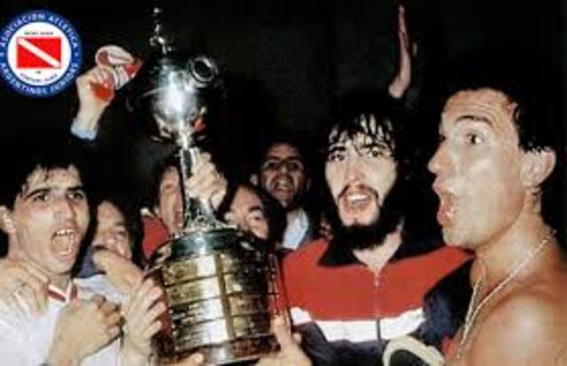 Final copa libertadores 1985