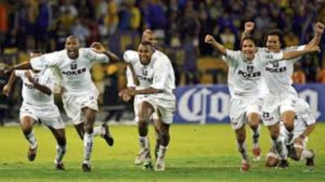 Final copa libertadores 2004