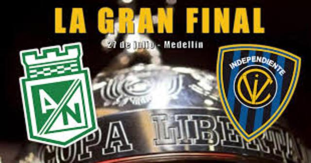 Final copa libertadores 2016