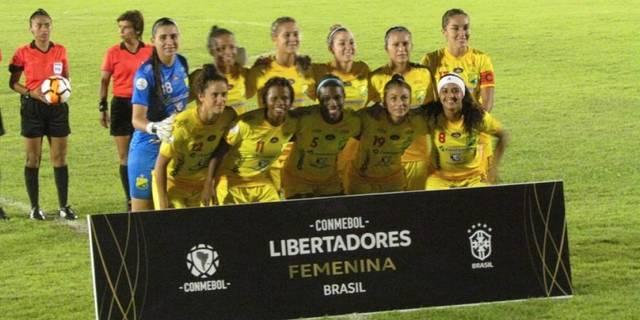 Final copa libertadores femenina 2018