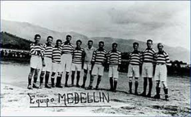 Nace el Deportivo Independiente Medellin