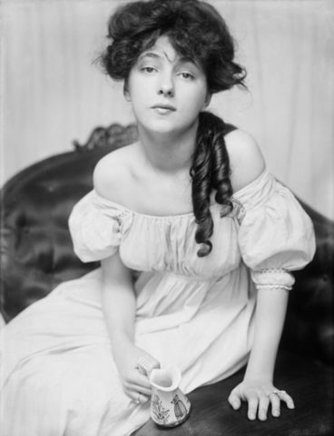 Gertrude Kasebier-Pictorialist