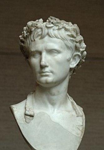 Roman Empire Begins