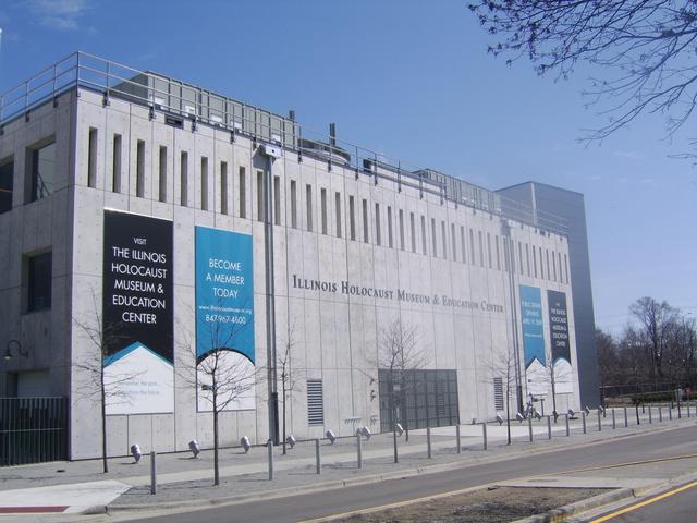 Trip To Holocaust Museum