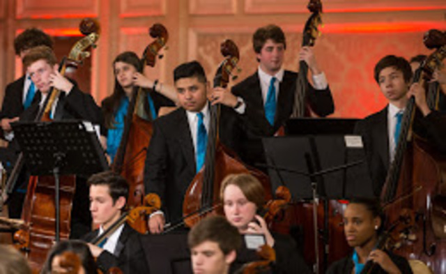 I apply to the Chicago Symphony Youth Orchestra