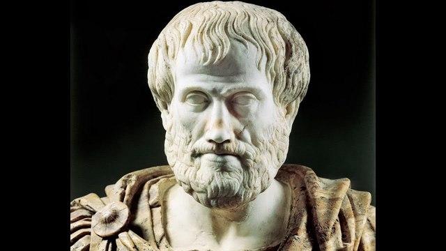 Aristóteles describió la cámara oscura.