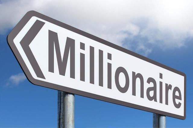 Become an official millionare