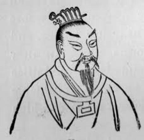 El emperador yao ordena un censo agrícola, comercial e industrial